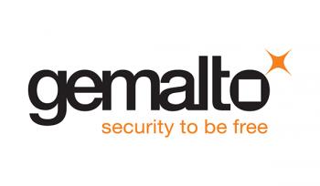 gemalto-Logo und Slogan