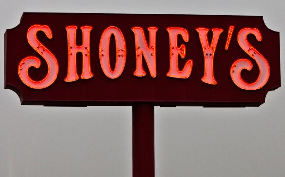 Shoney's Schild